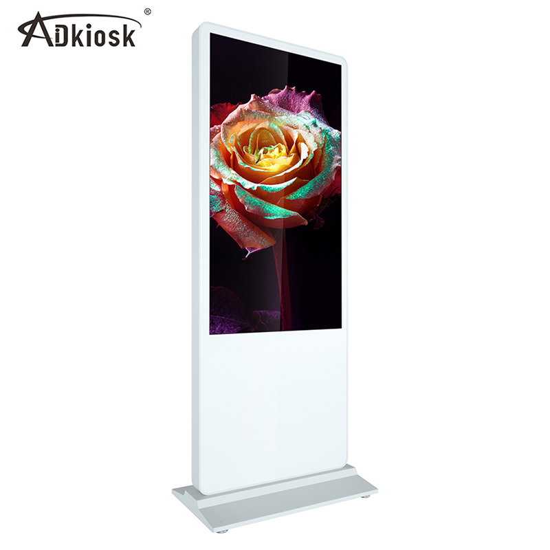 USB Version LCD screen digital signage advertising player display factory
