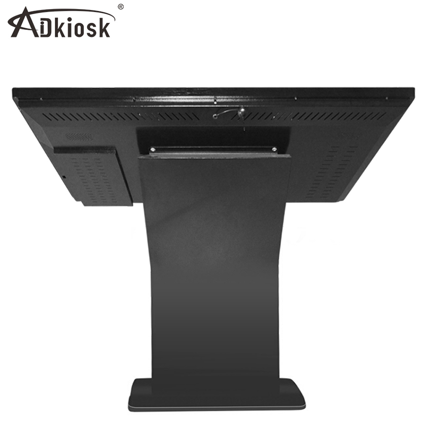 1080p full view display HD LCD advertising kiosk