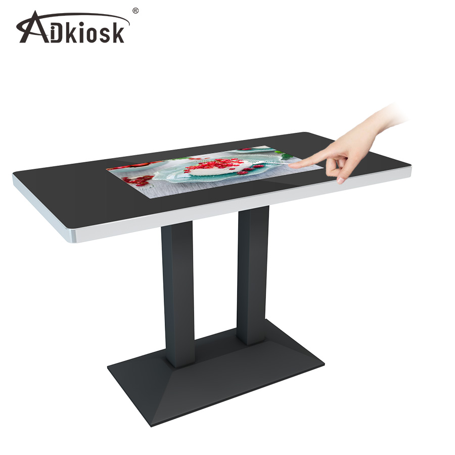 32inch interactive touch table android smart coffee table